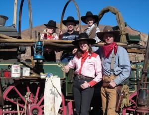 Chuck Wagon Field Trip